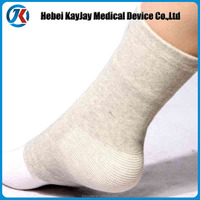 circular Knitting bamboo-charcoal medical ankle support