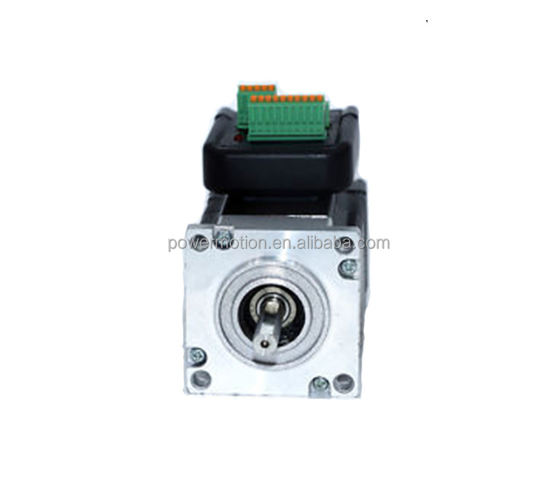 100W NEMA23 Close loop Integrated Servo 0.29 Nema <strong>Motor</strong> and driver 36VDC 3000rpm JMC iHSV57-30-10-36