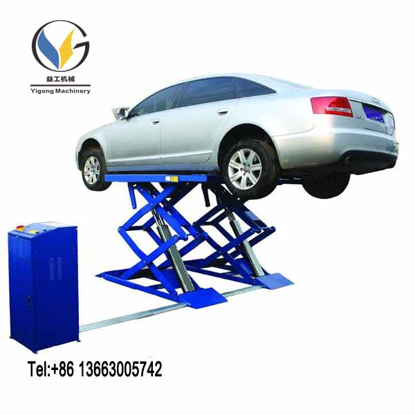 Hydraulic scissor car lift/Scissor car lift/Motorcycle scissor car liftFL-8802