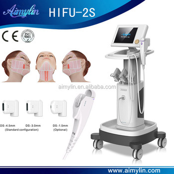 HIFU Anti-wrinkle Equipment for Aesthetic Used