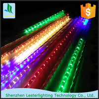 8W LED Meteor rain light 30cm LED indoor and outdoor Christmas decoration for home lights outdoor landscape