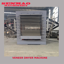 plywood veneer drying machine for wood veneer dryer price
