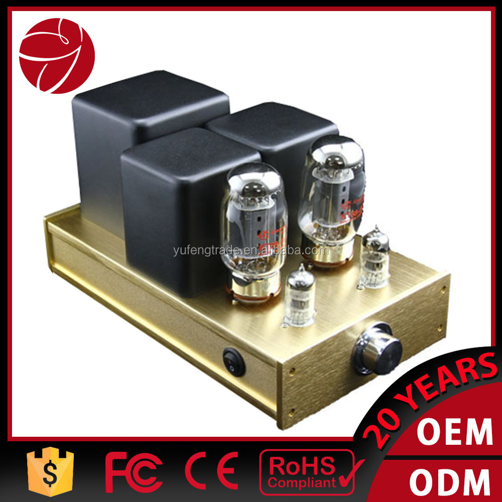 SE-KT88 Tube Amplifier Circuit