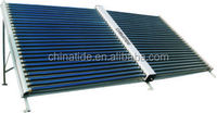 China vacuum tube collector concentrated vacuum tube solar collector