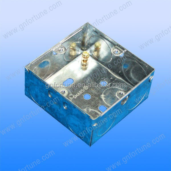 metal lock box wall mount switch electrical panel box