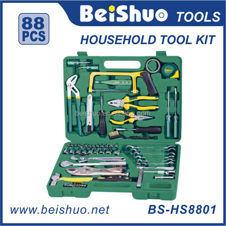 88pc Precison Tools Home Improvements Homeowner's Tool Kits Hardware Instrumental Sets