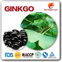 Herbal Supplements Private Label Ginkgo Biloba Capsules