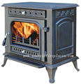 cast iron stove with boiler/ boiler stove/wood stove with boiler (JA031B)