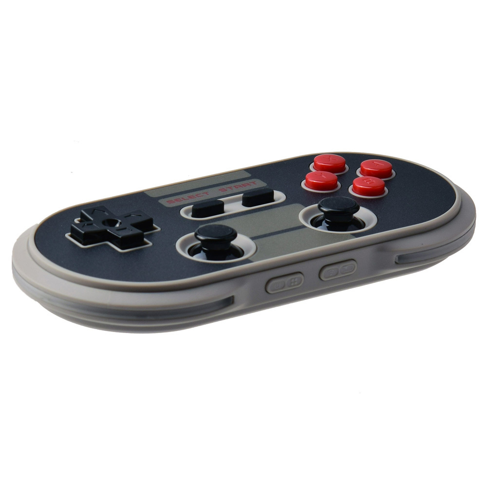 Hot 8Bitdo NES30 Wireless Controller GamePad for Android / iOS / PC / Mac
