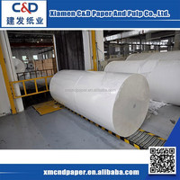 China Factory Wholesale Soft Virgin Pulp Jumbo Roll