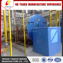 Liquid Fuel Steam Boiler for Industrial Production