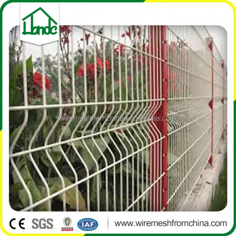 galvanized wire mesh fence