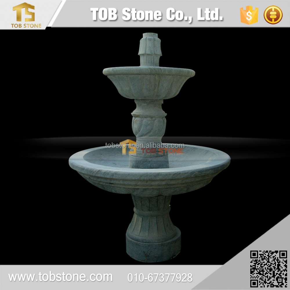 Modern popular natural stone garden fountains