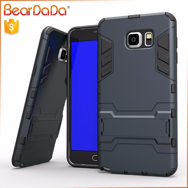 Hybrid 2 in 1 cover for samsung galaxy note 5