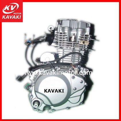 Guangzhou auto parts small 4-stroke engine/3 wheel tricycle gasoline engine/250cc engine sale