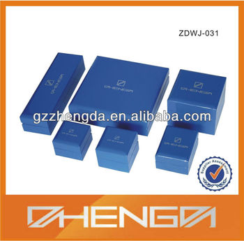 Guangzhou Packaging Factory Customized Made Gifts Jewel Boxes
