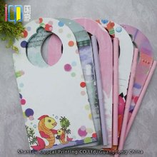 Practical convenient door hanger sticky memo pad stationery products list
