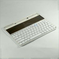 best seller with Solar panels Wireless bluetooth Keyboard for ipad keyboard 2 3 4