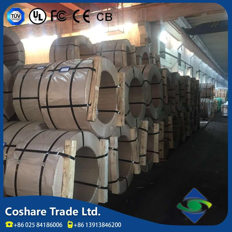 COSHARE- Experienced User feedback is good high quality bridge material steel strand