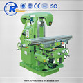 X6132 vertical drilling and milling machine