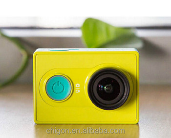 2015 new action camera Xiaomi Yi sports camera