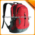 red color wholesale sports camping backpack