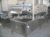 Continuous Oil Frying Machine