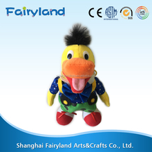 Cheap import products Funny Duck plush toy from chinese merchandise
