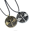 Destiny Inspired Iron Banner colours Bronze style Pendant Necklace