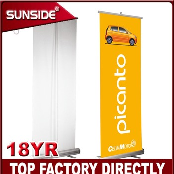 High Quality Advertising Promotion Roll Up Banner Stand V-1221