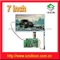 data video intercom 7inch tft lcd controller with tft lcd panel