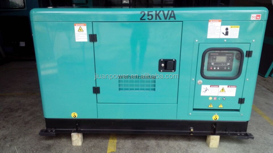 25kva portable generator power generator set ethanol electric generator