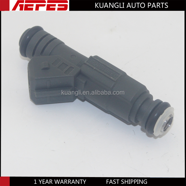 electric car engine parts fuel Injector 0280156050 for 3 cylinders