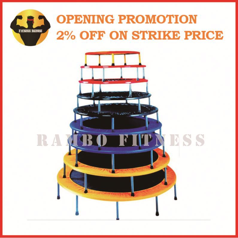 RAMBO Factory Production Biggest Inflatable Mini Bungee Trampoline