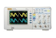 RIGOL DS1102E 100MHz 1GSa/S 2 Channel Digital Oscilloscope