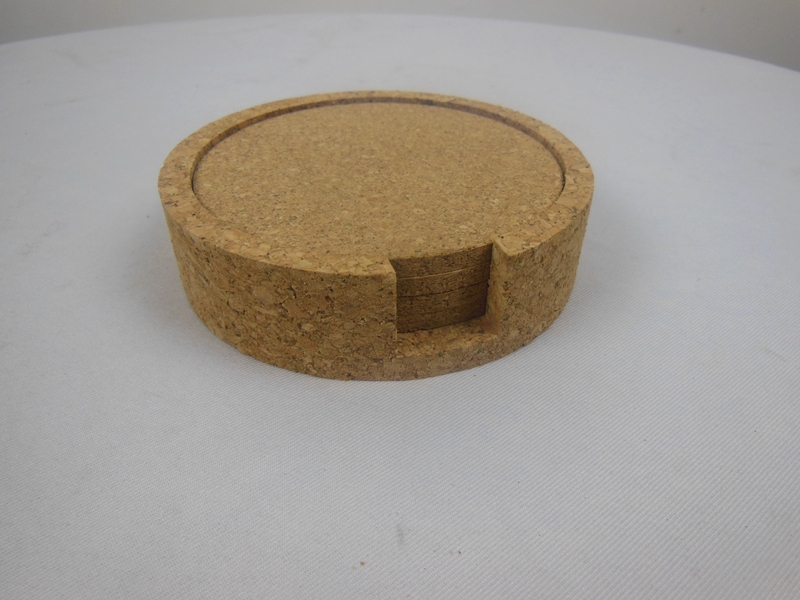 Eco-friendly Cork Coaster