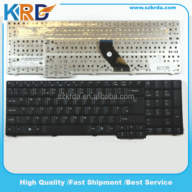 Brand new For Acer 5735Z 5735 5335 5235 5744 5742 7000 9400 laptop keyboard UK Layout