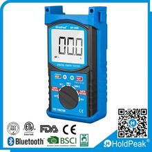HP-4300 digital earth resistance tester also can testing withstand voltage and leakage current
