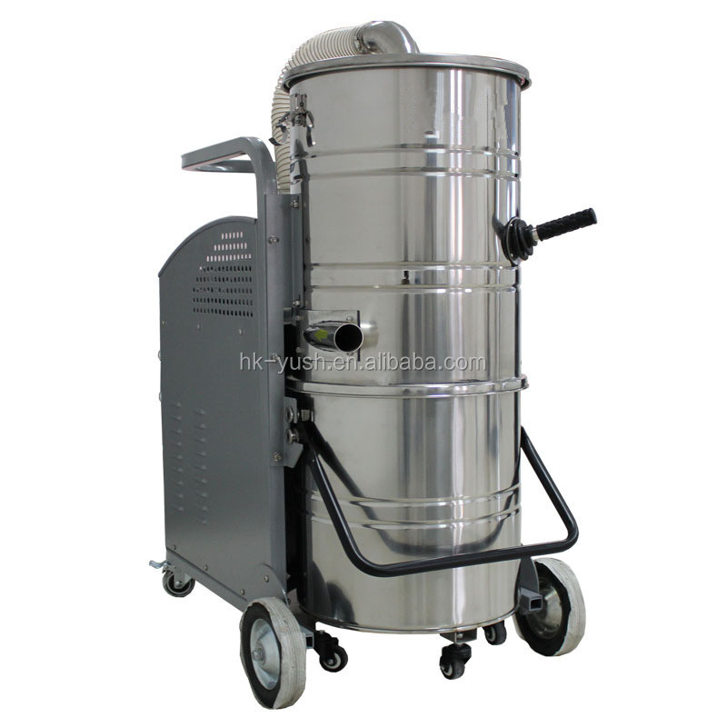 Industrial dual-motor combo mobile 220V vacuum cleaners Commercial / Industrial vacuum cleaners water dual-purpose machine