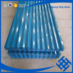 Galvanized sheet metal roofing/metal roofing sheets prices