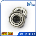 Stainless steel deep groove roller ball S6202ZZ bearing with 15*35*11mm