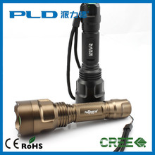 Tough long range powerful led flashlights