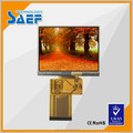 3.5 inch display lcd touch screen wvga 240*320 display modules with resistance touch panel