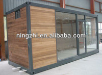 Prefab container homes /house /holiday cabin