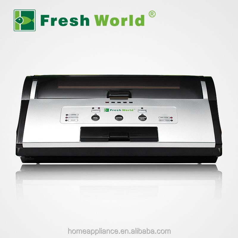 Automatic Food Preserver Household Kitchen Vacuum Sealer Packaging Plastic Bag Sealing Machine