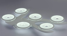 Customized professional retractable led ceiling light fixtures with best quality and low price