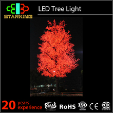 Good quality outdoor simulation led tree lighting artificial LED Maple Tree light