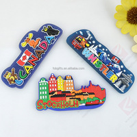wholesale soft pvc fridge magnet/magnet refrigerator/souvenir fridge magnet for different countries