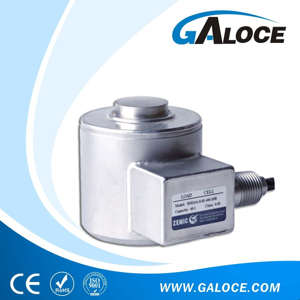 Stainless Steel BM14A Zemic Load Cell 10t 100t
