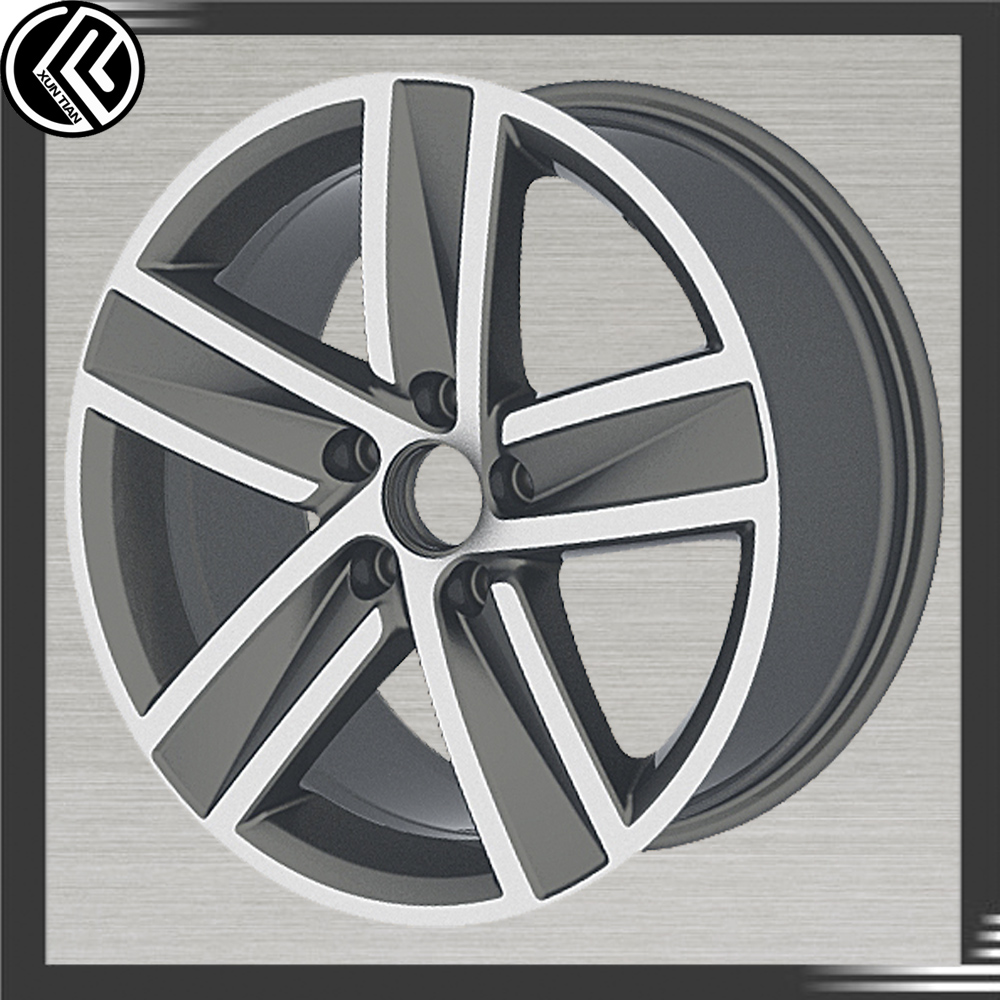 Hot Selling China Wholesale Car Alloy Wheels Rims Alloy Wheels for VW